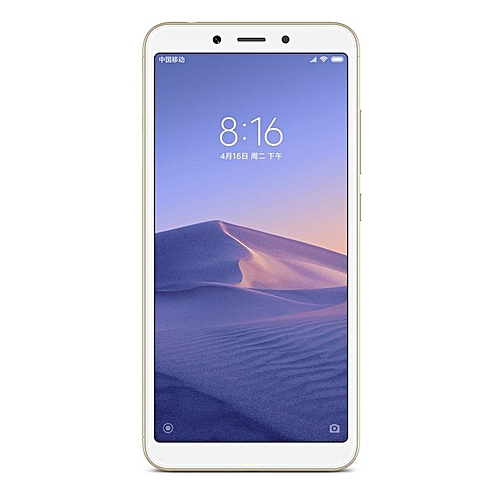 Redmi 6A 5.45''2GB+16GB 13MP+5MP 3000mAh