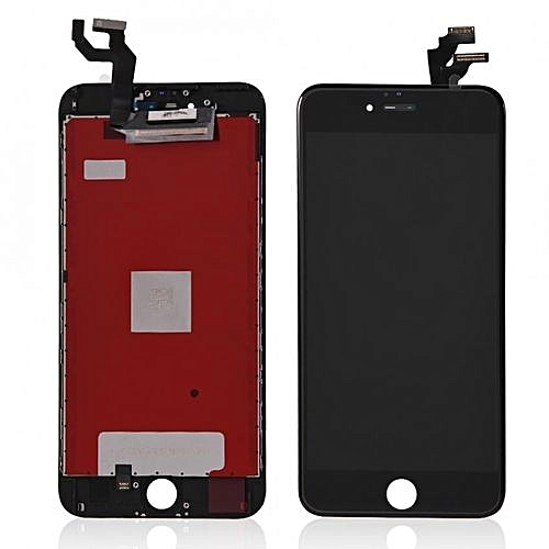 2682e915a UNIVERSAL Sweatbuy LCD Display Touch Screen Digitizer Frame Full Assembly  Replacement For IPhone 6S Plus (Black)