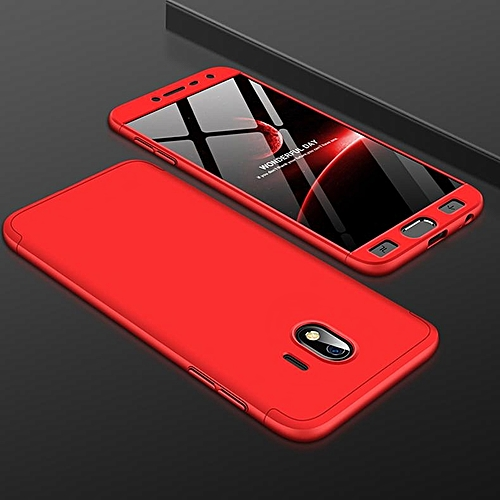 official photos 137e5 42ac1 For Samsung Galaxy J4 2018 Case 360 Degree Protected Full Body Phone Case  For Samsung J4 2018 Case Shockproof Cover