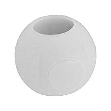 CO Silicone Protective Case for Poke Ball Plus Controller Portable Pokeball-white