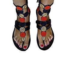 Maasai Sandals - Multicoloured