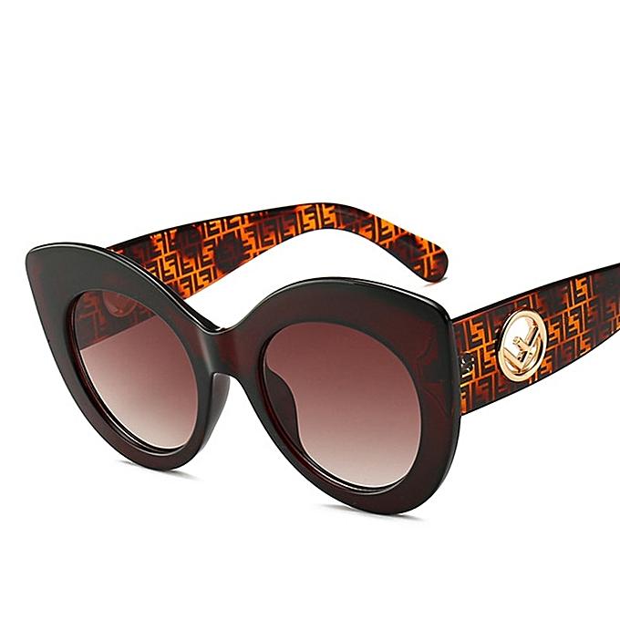 92d1fceca 2019 Fashion Cat Eye Sunglasses Women Brand Designer Celebrity Sunglasses  Female Vintage Gradient Sun Glasses Shades