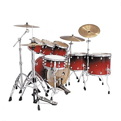 Buy Generic 7 Piece Drum Set Best Price Jumia Kenya