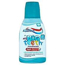 My Big Teeth Mouthwash Fruity Flavour for 6 plus years - 300ml
