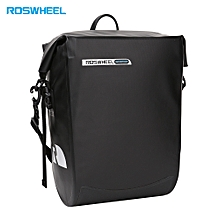 Water Resistant Bicycle Rear Rack Bag Hanging Pannier