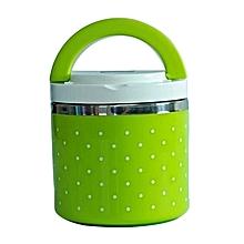 1 Layer Food Flask - 500ml - Green