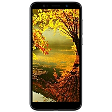 A5 4G 5.45 inch MTK6739 Quad Core Android 8.1-BLACK