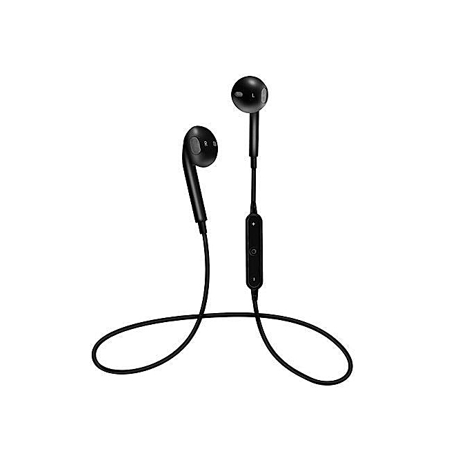 Bluetooth Headphones, Wireless Headphones Bluetooth V4 1 Earbuds with Mic  Stereo Earphones Noise Cancelling Sweatproof Sports Headset for iPhone X 8  7