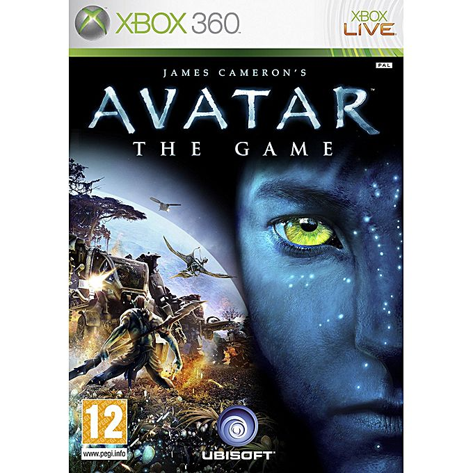XBOX 360 Game Avatar The Game