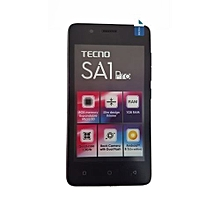 SA1 Pro - 4.0Inch -2 MP Back Camera - 8GB ROM - 1GB RAM - (Single Sim) - Black