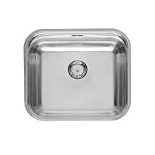Colorado OKG Square Bowl - 445mm x 393mm x 160mm - Silver