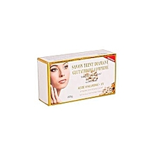 Savon Teint -Acide Hyaluronic + UV Strong Whitening Soap  - (250g)