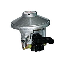 Kitchen Cooking Gas Regulator For 13KG Cylinder- Grey