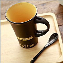 Coffe Mug- Yellow inside