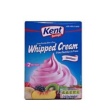 Strawberry Whipped Cream - 144G