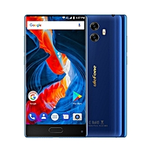 "MIX - 5.5"" - 13MP + 5MP Dual Rear Camera - 4GB + 64GB ROM - 4G - Blue"