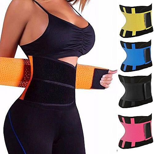 2eb9f0e2a Generic Womens Waist Trainer Cincher Control Underbust Shaper Corset  Shapewear Body Tummy Sport