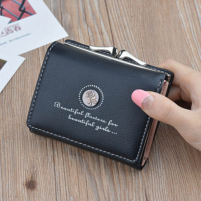 03d2dab4244 Designer Small Wallets Women Leather Phone Wallets Female Short Zipper Coin  Purses Money Credit Card Holders Clutch Bags(Gray)