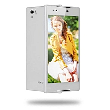 Z5Plus 5.5 Inch 960*540 Display Quad-Core 2.0MP Camera 512MB+4GB Smart Phone-white