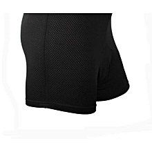 Details About  Mens 3D GEL Padded Bicycle Bike Cycling Underwear Shorts Pants S