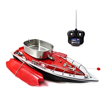 Intelligent Wireless Electric RC Fishing Bait Boat Remote Control Fish Finder Ship Searchlight Toys