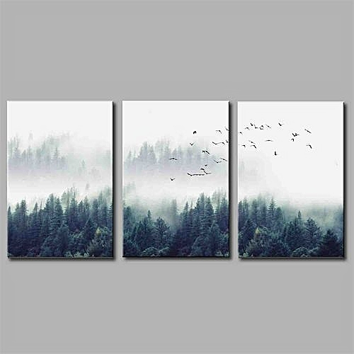 Buy Generic Landscape Style Stretched Frame Ready To Hang Size 50 X ...