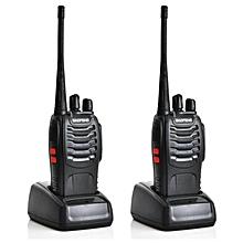 BAOFENG BF-888S Walkie Talkie Two-way Portable CB Radio (2 Unit)