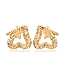 Gold  Coated Earring Studs.