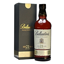 21 Years Blended Scotch whisky - 700ml
