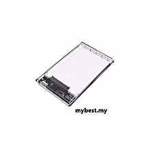 """ORICO (2139U3) 2.5 inch Transparent USB3.0 Hard Drive Enclosure for 2.5"""" SATA HDD and SSD  PDmall"""