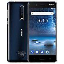Nokia 8 4G Smartphone 5.3 inch Android 7.1 Octa Core 2.5GHz 6GB RAM 128GB ROM-DARK BLUE