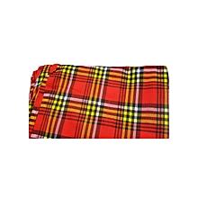 Maasai Shuka  - Multicolor