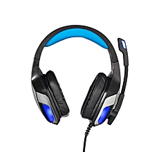 Kotion Each G5300 Pro Gaming Stereo Headset Headphone with Microphone Volume Control LED Light