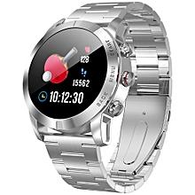 """DT NO.I S10 Smart Watch 1.3"""" 64KB RAM 512KB ROM IP68 350mAh - SILVER"""