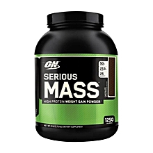 Serious Mass - 6lbs - Chocolate