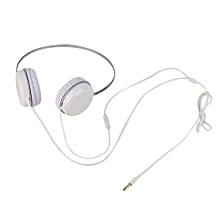 A50 Headphone Portable Head-mounted Single Hole Headset Heavy Bass Earphone