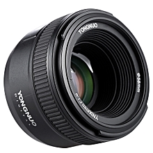 Yongnuo YN-50mm F1.8N F1.8 Large Aperture Auto Focus Lens for Nikon DSLR Camera