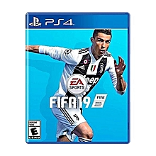 PS4 Game FIFA 19 EA Sports