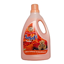 Fabric Softener & Conditioner - Tender - 2.5 Litres