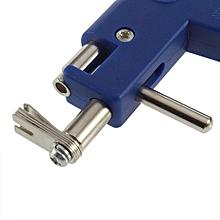 Professional Steel Ear Nose Navel Body Piercing Gun 72pcs Studs Tool Kit Set