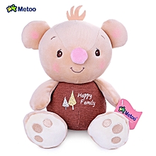 Stuffed Cute Big Foot Plush Doll Comforter Toy Birthday Christmas Gift - Brown