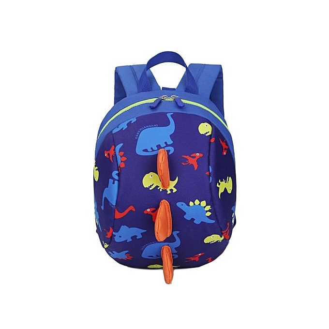... Zetenis Baby Boys Girls Kids Dinosaur Pattern Animals Backpack Toddler  School Bag -Dark Blue ... 274adfa5ac95e