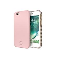 iPhone 8/8 Plus/7/7 Plus/6S/6S Plus/6/6 Plus/5/5S/SE Phone Case Fill Light Solid Color Case____IPHONE 7PLUS____pink