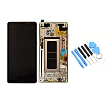LCD Display Touch Screen & Frame for Samsung Galaxy Note 8 N950F/N950 AVTP gold