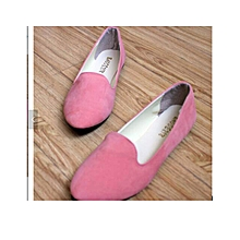 Ladies flat shoes Ballerina Ballet Pink
