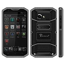 Proofing W8 2GB+16GB IP68 Waterproof Shockproof Dustproof 5.5 Inch Android 5.1 MTK6753 Octa Core Dual SIM 4G Smartphone(Grey)