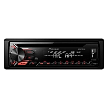DEH-S1O50UB - Pioneer -Single-Din CD - USB - AUX In Car Radio - Stereo Player