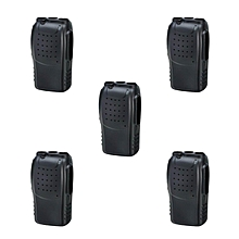 BAOFENG BF-888S Walkie Talkie Soft Silicone Protection Case [x5PC]