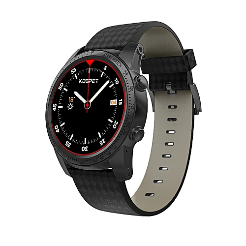 a50059683 Generic Kospet KT99 Make Your Own Phone Heart Rate Smart BT Sport GPS 3G/2G  Watch-Phone 2GB RAM 16GB ROM MTK6580m Quadcore Android 5.1 Call  Notification ...
