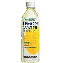 Isotonic Lemon Water - 500ml